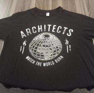 Architects Shirts - ARCHITECTS T-SHIRT 👕 Rock Music Band Tee